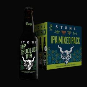 Stone Mixed Variety Pack (12 fl. oz. bottle, 12 pk.)