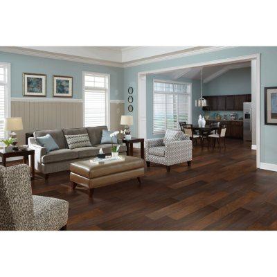 Inspired Elegance By Mohawk Tobacco Rosewood Laminate Flooring