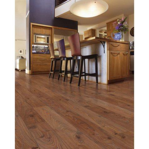 Inspired Elegance by Mohawk Toffee Oak Laminate Flooring