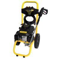 Deals on Stanley 2800 PSI, 2.3 GPM Gas Pressure Washer