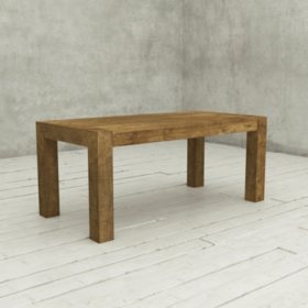 Terrific Villa 70 Inch Reclaimed Wood Dining Table By Urbanwoodcraft Caraccident5 Cool Chair Designs And Ideas Caraccident5Info