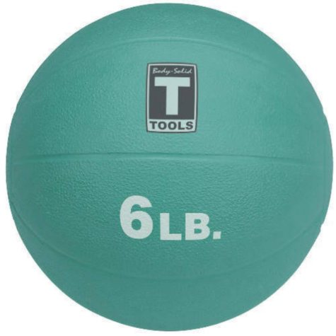 Body Solid Tools BSTMB6 6 lb. Aqua Medicine Ball