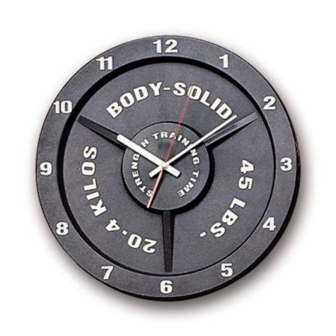 Body Solid Tools Strength Training Time Clock