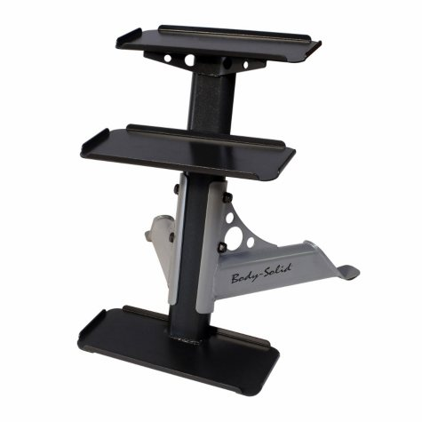 Body Solid Tools Kettle Bell/Dumbell Rack