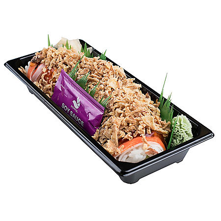 Sushibox New York Crunch Roll (10 pcs.)