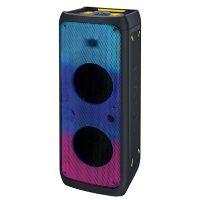 "Supersonic 2 x 10"" Portable Fire Box Bluetooth Speaker"