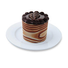 Galaxy Desserts Sequoia Mousse Cake (4 oz. cake, 24 ct.)