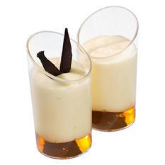 Galaxy Desserts Creme Caramel Mousse Duo (2.6 oz. cup, 96 ct.)