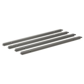 HON Single Cross Rails for Lateral Filing, Gray