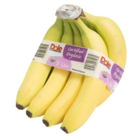 Organic Bananas (3 lbs.)