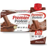 Premier Protein High Protein Shake, Chocolate (11 fl. oz., 12 pack)