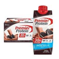 Premier Protein High-Protein Shake, Cookies and Cream (11 fl. oz., 15 pk.)