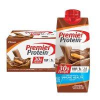 Premier Protein 30g High Protein Shake, Chocolate Peanut Butter (11 fl. oz., 15 pk.)