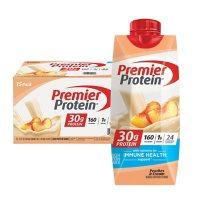 Premier Protein 30g High Protein Shake, Peaches & Cream (11 fl. oz., 15 pk.)
