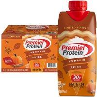 Premier Protein 30g High Protein Shake, Pumpkin Spice (11 fl. oz., 15 pk.)