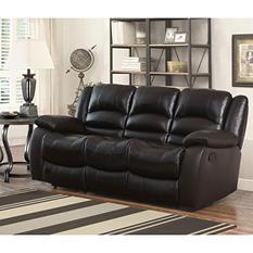 Verona Top-Grain Leather Sofa