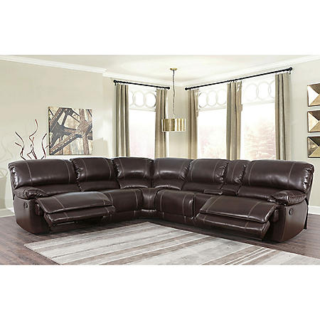 Maril Reclining 3-Piece Sectional Sofa - Sam\'s Club