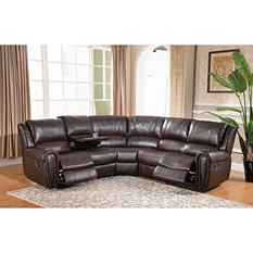 Jackson Reclining 3-Piece Sectional Sofa