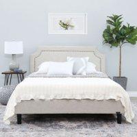 Allegro Queen Platform Bed by Abbyson Living