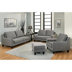 Jackson 4-Piece Sofa Set