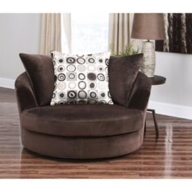 Stupendous Blankenship Swivel Chair Sams Club Uwap Interior Chair Design Uwaporg
