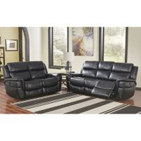Deals on Maxwell Power-Reclining Sofa and Loveseat