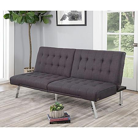 Clayton Gray Futon Sofa Bed