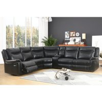 Abbyson Living Stanford 6-Piece Sectional Sofa Deals