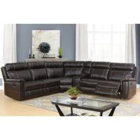 Deals on Abbyson Living Samuel 6-Piece Sectional Sofa