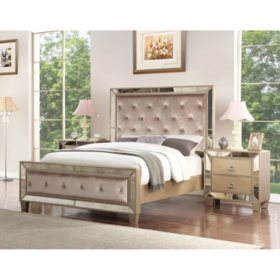 Celine Bedroom Furniture Set (Assorted Sizes)