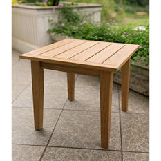 Madison Collection Teak Side Table