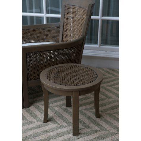 Yutan Teak Wood Side Table