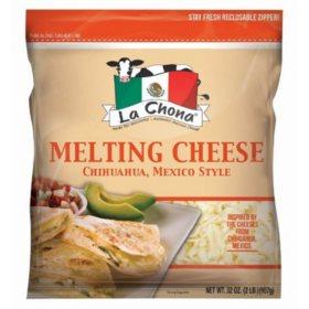 La Chona Chihuahua Mexico Style Cheese (2 lbs.)