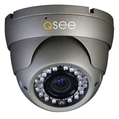 Q-See Elite Series Premium High-Resolution  600TVL CCD Camera