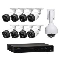 Q-See 16-Ch. 8-Cam 720p HD Security System
