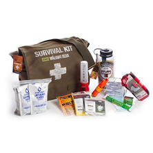 Official AMC The Walking Dead Survival Kit and ZPAK Combo