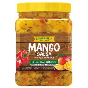 Garden Fresh Mango Salsa (32 oz.)