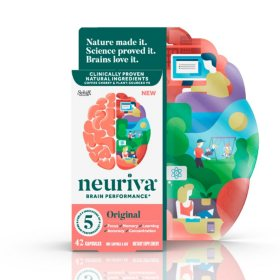 Neuriva Original Brain Performance Supplement (42 ct.)