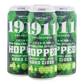 1911 Hopped Hard Cider (16 fl. oz. can, 4 pk.)