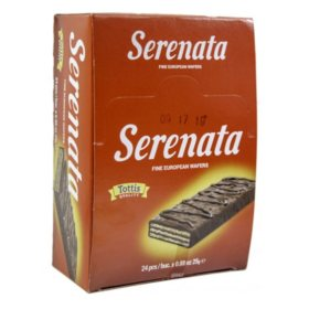 Serenata Fine European Wafers Single Serve (24 pk./0.88 oz.)