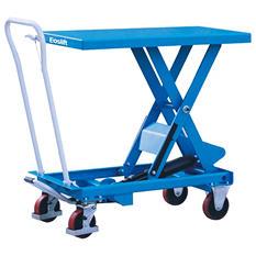 Eoslift Superior Heavy-Duty Scissor Lift Service Cart, 1100-lb. Capacity