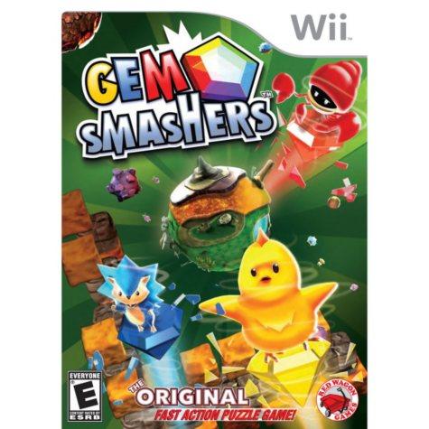 Gem Smashers - Wii