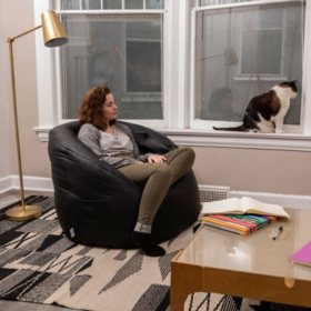 Brilliant Big Joe Large Vibe Chair Sams Club Cjindustries Chair Design For Home Cjindustriesco
