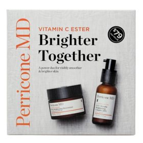 Perricone MD Vitamin C Ester Brighter Together Kit