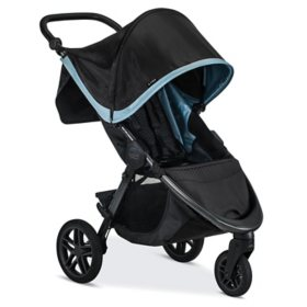 Britax B-Free Stroller (Choose from Frost or Pewter)