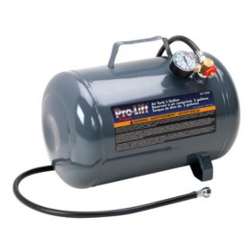 Pro-Lift 5-Gal. Air Tank (Grey)