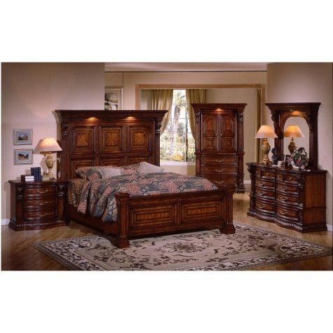 Estates II Queen Bedroom Set - 4 pc.