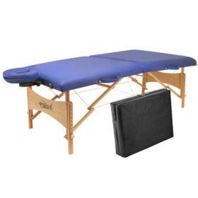 "Master Massage ZenTouch Light Weight Brady Massage Table - 27"""