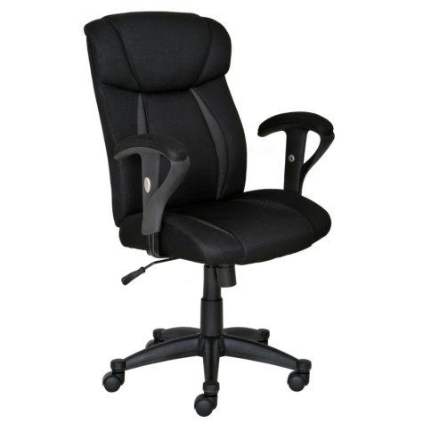 True Innovations - Super Task Chair - Black