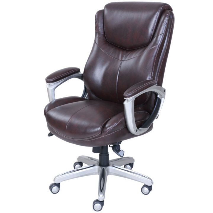 com executive bonded chair z tall big black boy dp office la amazon leather